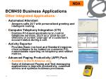 bcm450 business applications3