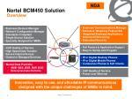 nortel bcm450 solution