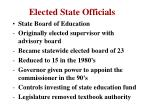 elected state officials5