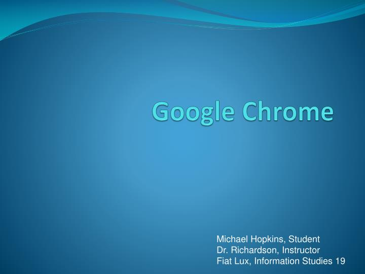 google chrome n.