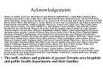 acknowledgements1