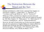the distinction between the mand and the tact2