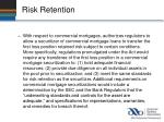 risk retention4
