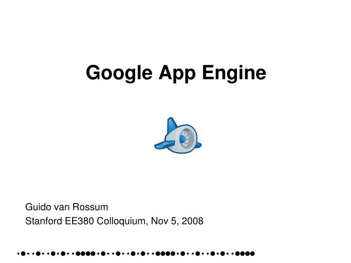 google app engine n.