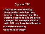 signs of tbi4