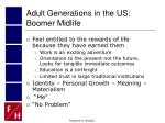 adult generations in the us boomer midlife