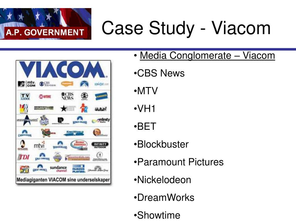 Case Study - Viacom
