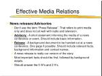 effective media relations31
