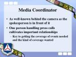 media coordinator14