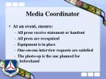 media coordinator16