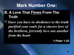 mark number one13