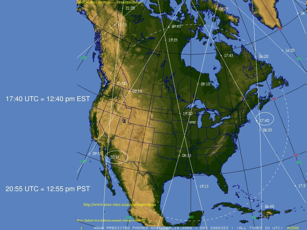 17:40 UTC = 12:40 pm EST