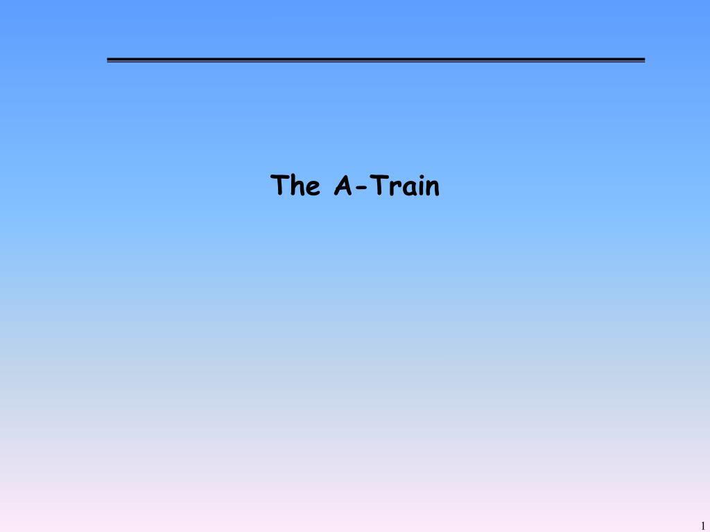 The A-Train