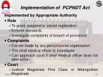 implementation of pcpndt act