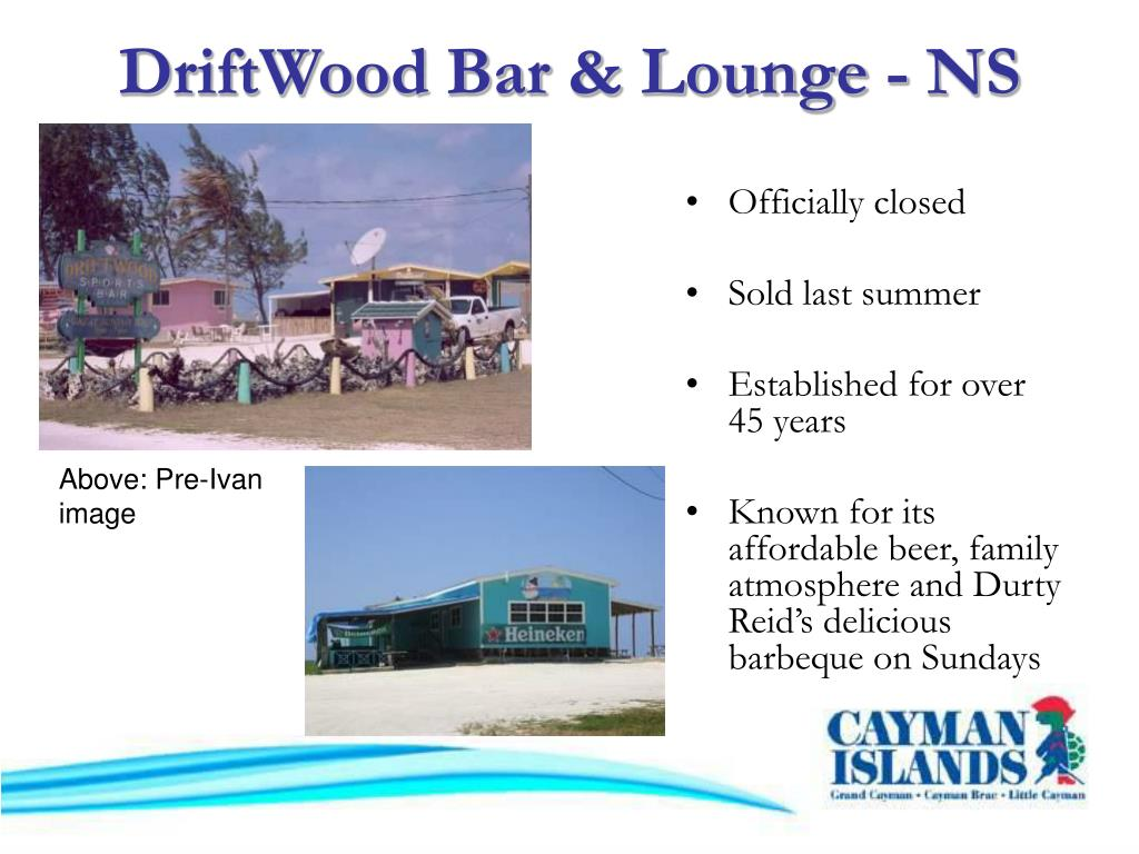 DriftWood Bar & Lounge - NS