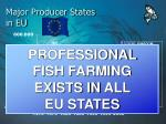 major producer states in eu
