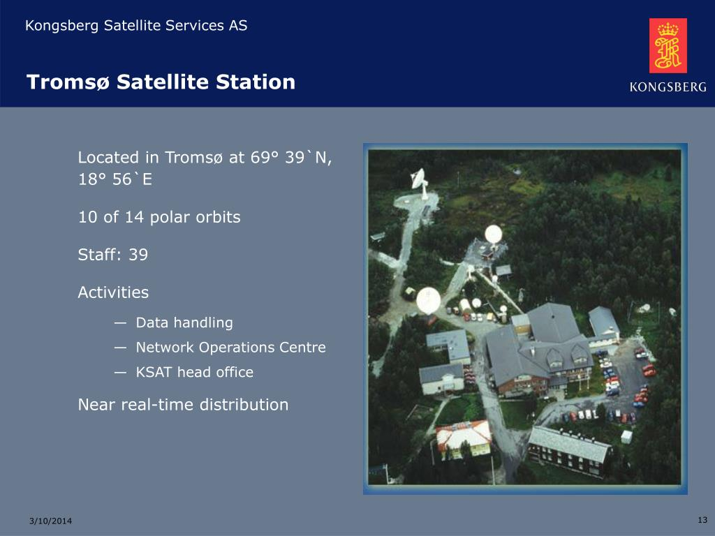 Tromsø Satellite Station