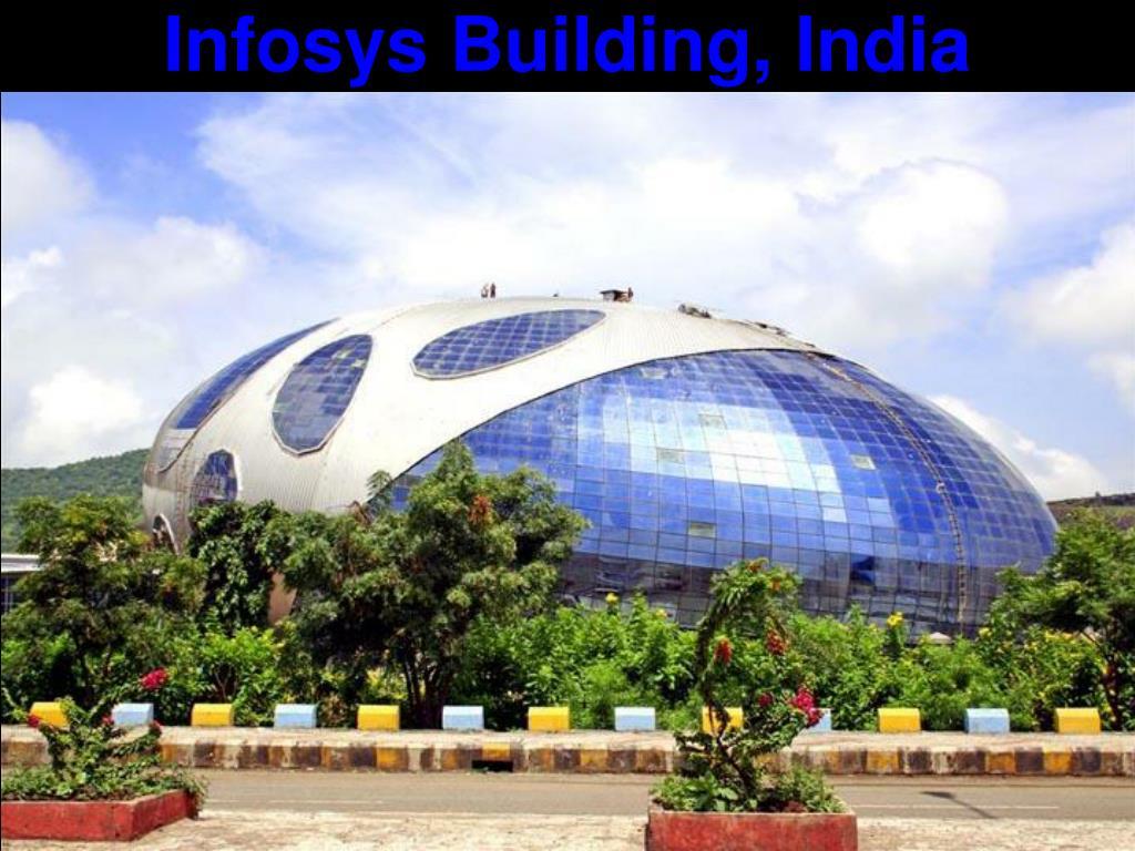 Infosys Building, India
