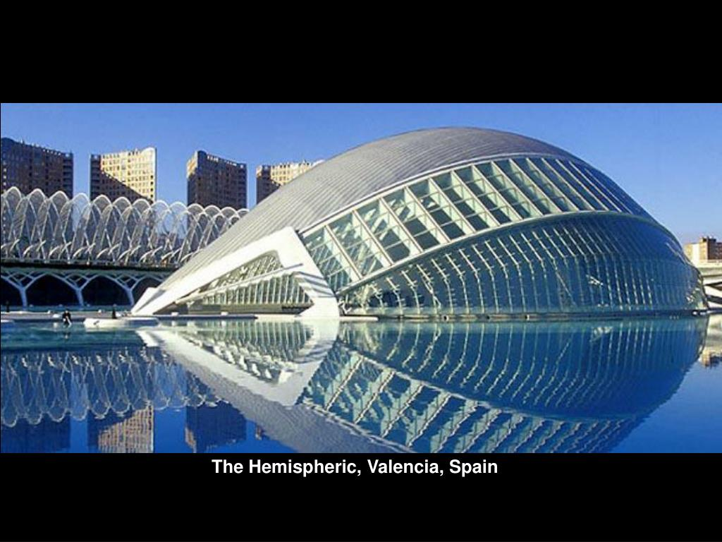 The Hemispheric, Valencia, Spain
