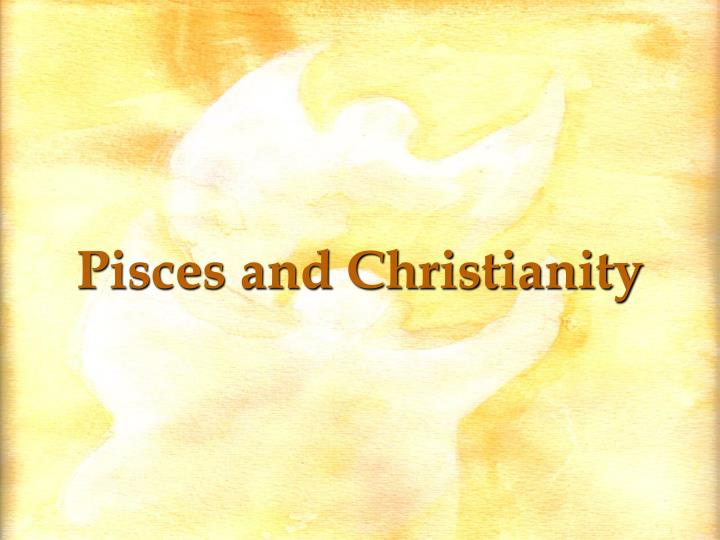 Pisces and Christianity