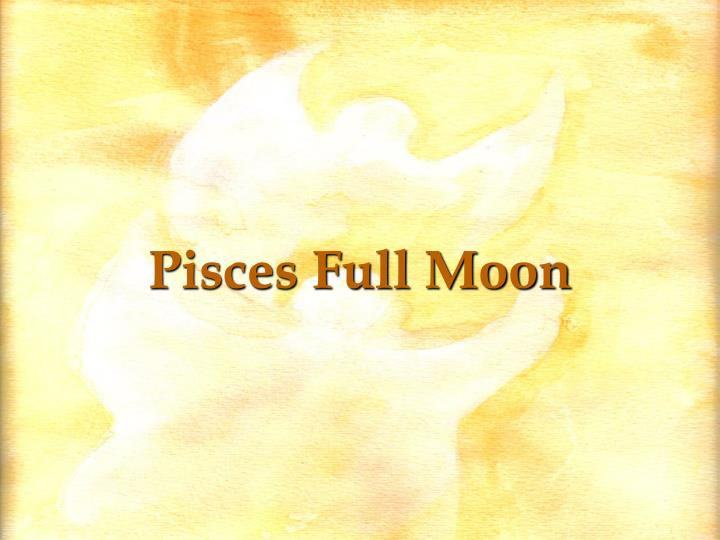 pisces full moon n.