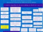 treatment in the absence of consent the interface between the mhctsa the awisa16
