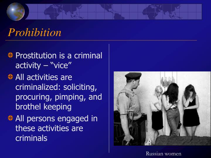 crime and prostitution a Researchers are helping to find solutions to prostitution and its violent  national institute of justice crimes and prevention drugs and crime.