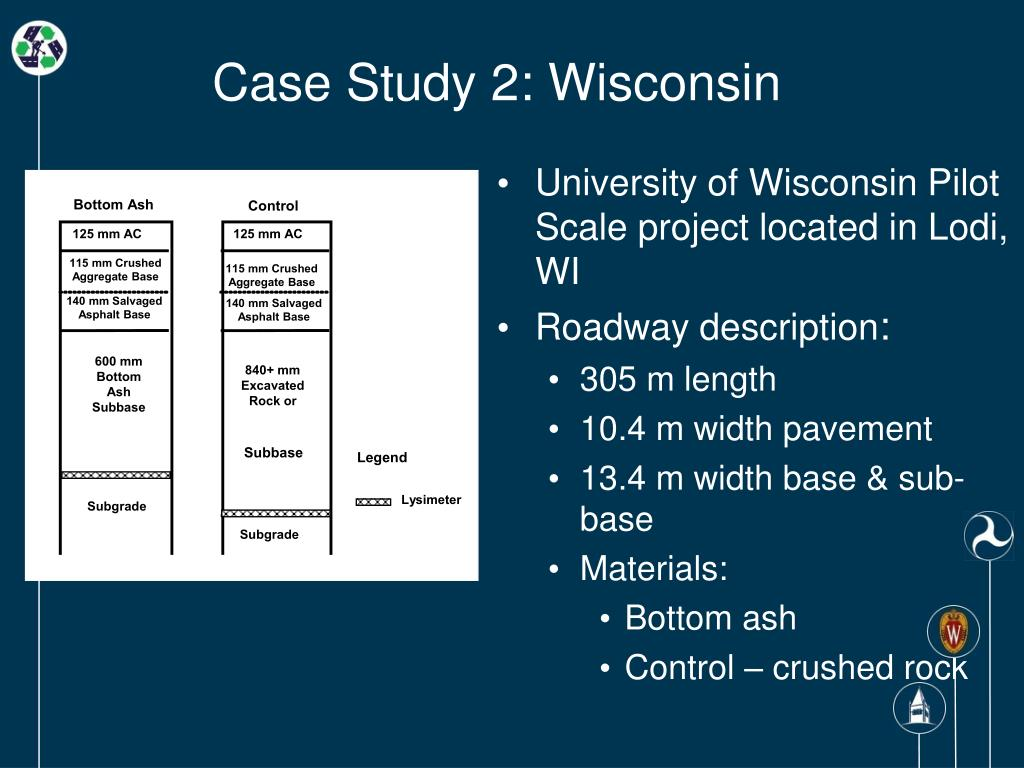 University of Wisconsin Pilot Scale project located in Lodi, WI