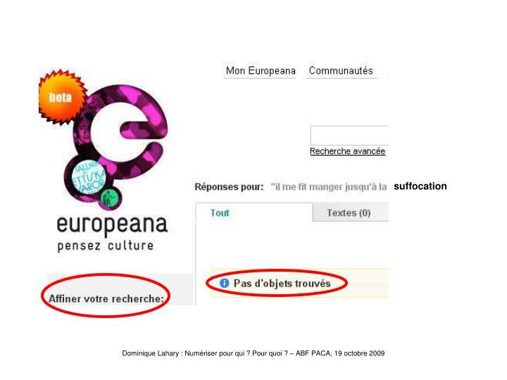 Démo1-Europeana