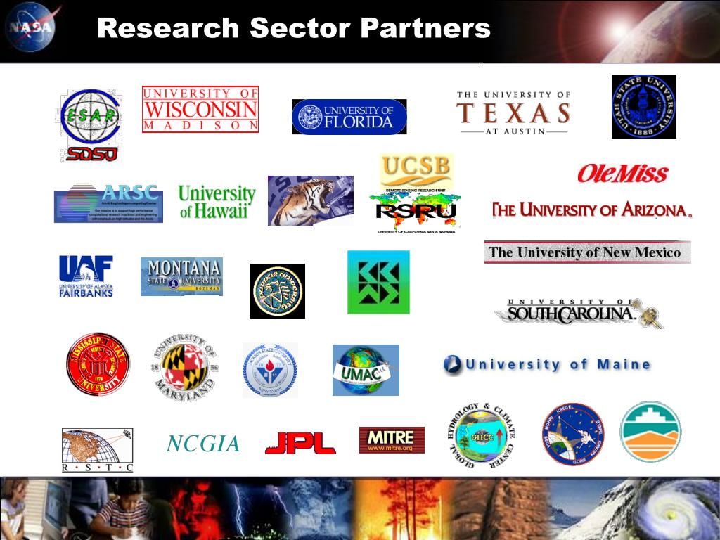 Research Sector Partners