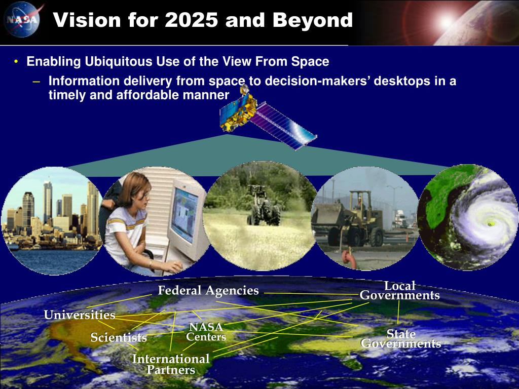 Vision for 2025 and Beyond