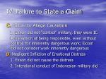 iv failure to state a claim1
