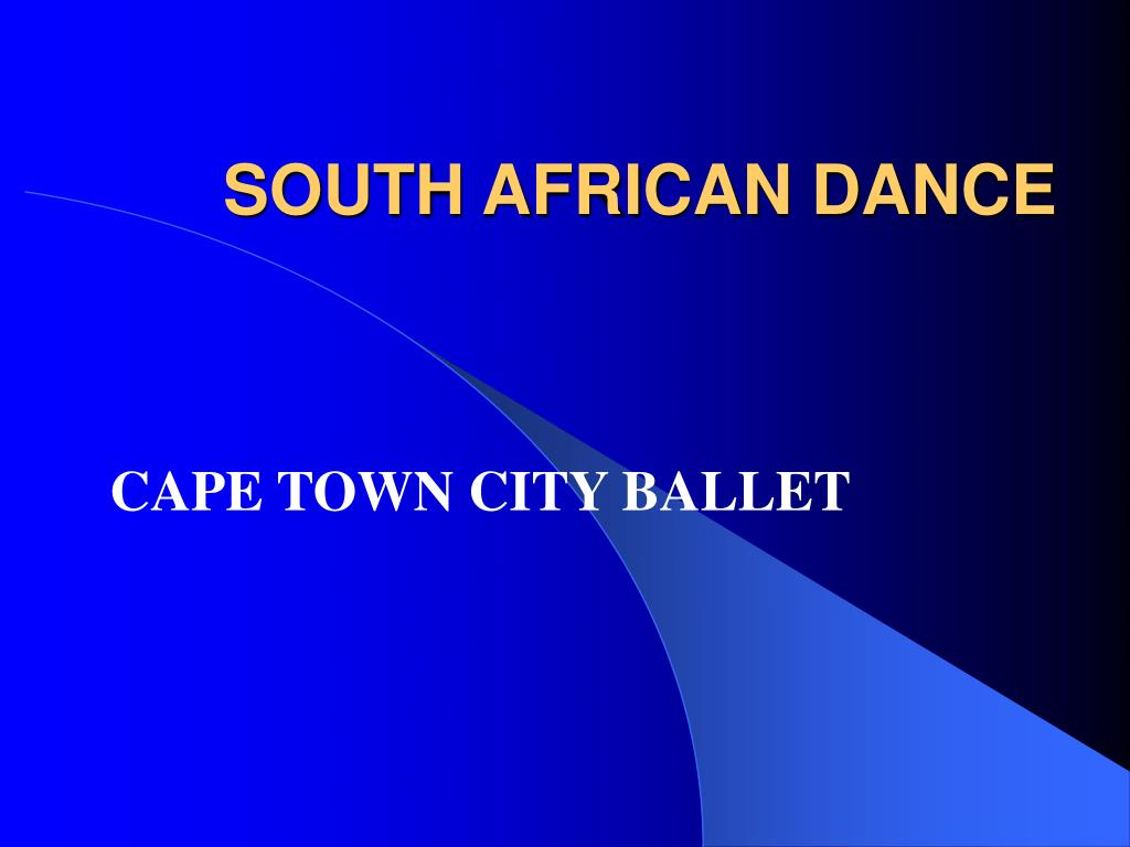 south african dance l.