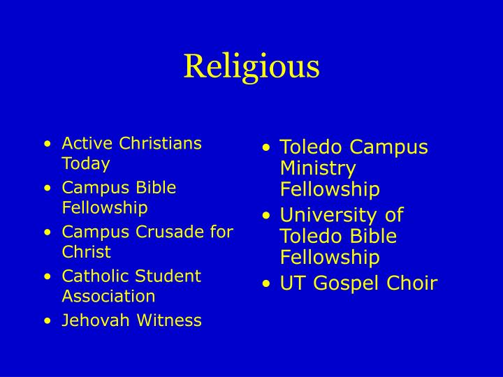 Active Christians Today