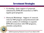 investment strategies1