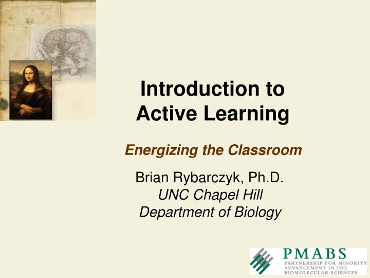 introduction to active learning n.