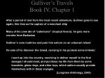gulliver s travels book iv chapter 1