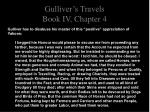 gulliver s travels book iv chapter 41