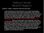 gulliver s travels book iv chapter 43