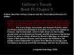 gulliver s travels book iv chapter 51