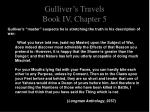 gulliver s travels book iv chapter 53