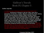 gulliver s travels book iv chapter 54