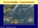 current satellite tropical atlantic