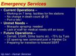emergency services1