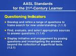 aasl standards for the 21 st century learner2