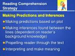 reading comprehension strategy3