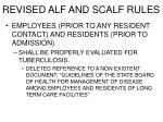 revised alf and scalf rules1