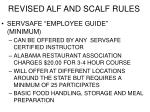 revised alf and scalf rules8