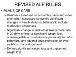 revised alf rules1
