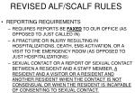 revised alf scalf rules3